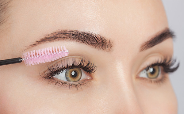 Augen Wimpern